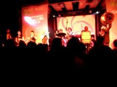 Hackney Colliery Band Wah Wah 45 LIVE @ The Scala - YouTube