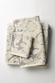 half bath hand towels from Anthro