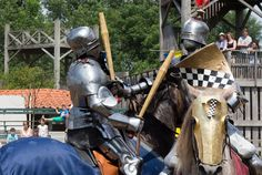 Researchers studied the range of motion of fighters in suits of armor, finding they were heavy but allowed freedom of movement
