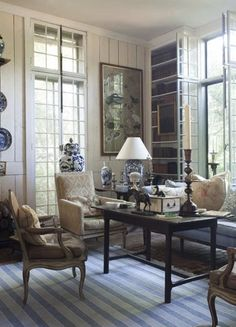 ONE MAN'S BARN- Part 2 | Mark D. Sikes: Chic People, Glamorous Places, Stylish Things