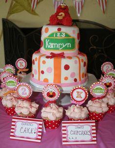 Elmo Birthday Party Ideas | Photo 2 of 24