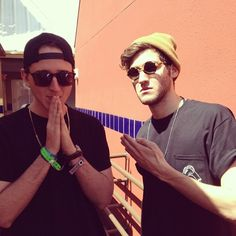 Baauer back to back with RL grime. The two biggest producers in the Trap and bass scene nowadays