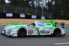 Le Mans 2012 / Pescarolo