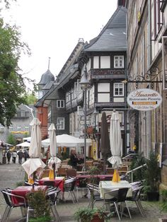 Wernigerode, Germany - one of our new favorite villages in Germany !