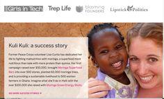 L&P Partners With Indiegogo For Women's Entrepreneurship Initiative | Lipstick & Politics