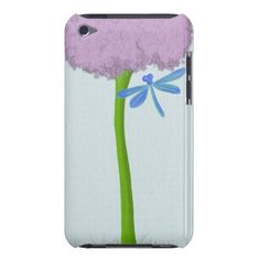 The Lone Hydrangea IPod Touch Case.  $39.95