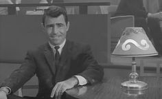 Rod Serling Style – Early 1960′s Twilight Zone