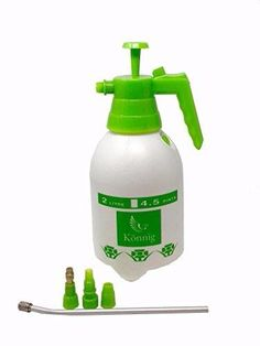 Perfect for keeping your home and garden looking great all year long! Homeowners can easily spray fertilizers, pesticides and herbicides outdoors, then take it inside to disinfect or spray for soil and lawn pests. Love Garden, Garden Seeds, Garden Hose, Spray Bottle, Cleaning Supplies, Lawn, Canning, Gifts, Range