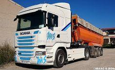 Camiones y Autobuses en Baleares: Nº11 Scania R490 II Streamline