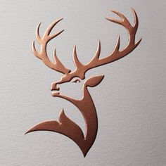 Deer #logo #design