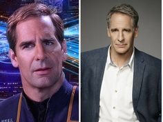The Cast Of Star Trek Then & Now                      Jonathan Archer – Scott Bakula                        In addition to Star Trek, Scott Bakula was in another sci-fi show – Quantum Leap. He received a Golden Globe for his performance and 4 Emmy nominations.