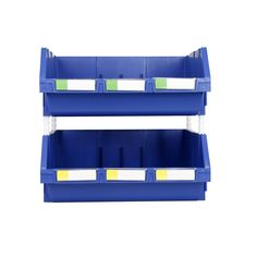 [Plastic Bins]Industrial Plastic Spare Parts Bins for Warehouse Factory (PK010), Production Capacity:1000PCS/Day, Capacity:20-40L,Application: Warehouse,Material: PP,Type: Warehouse, Garage, Stockroom, Storage,Spec: Medium,Usage: Storage, Packaging,, Industrial Plastic Parts Bin, Stack and Hang Storage Bin, Stacking Storage Box, Model NO.: PK010, Suit for: Warehouse, Garage, Stockroom, Storage, Size: W420 * D370 * H175mm, Standard Color: Red, Yellow, Blue, Custom Color: Any Color, Feature… Stacking Storage Boxes, Us Companies, Plastic Bins, Panel Systems, Qingdao, Wire Shelving, Trading Company, Best Relationship, Spare Parts
