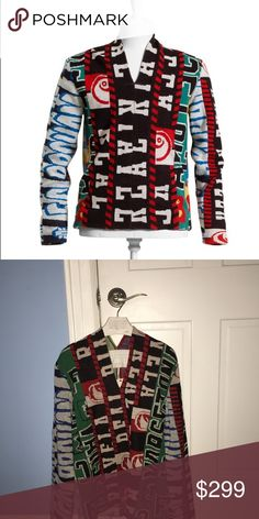 NWT Maison Martin Margiela x H&M sweater. S. NWT Maison Martin Margiela x H&M Supporter's scarf sweater. Size S. Maison Martin Margiela for H&M Sweaters V-Neck