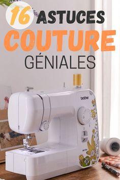 Des idées et astuces couture à connaitre absolument #astuces  #couture