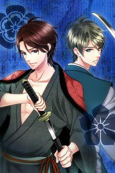 Nobunaga/Mitsuhide
