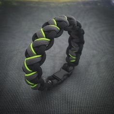 House Of Cords Paracord Bracelet