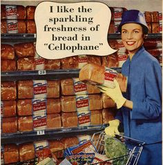 ...and thus a packaging tradition was born (1958)....