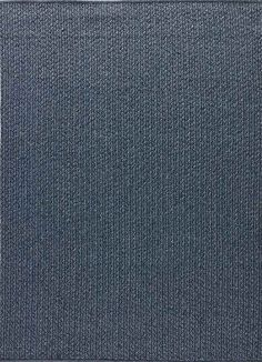 Easy to care for indoor/outdoor rugs add a splash of color and pattern to any living space, along with the durability offered by synthetic fibers. Iver brings added texture to the equation with a weave-like construction in a sophisticated shade of Dark Slate.
