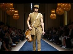 Balmain | Spring Summer 2016 Full Fashion Show | Menswear
