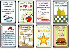 free printable lunchbox love notes