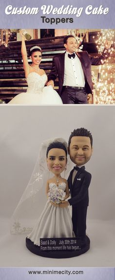 🛍 Custom cake toppers & figurines from your photos! Funny Wedding Cake Toppers, Personalized Wedding Cake Toppers, Wedding Cake Stands, Wedding Topper, Custom Cake Toppers, Custom Cakes, Wedding Bride, Wedding Cakes, Wedding Cake Figurines