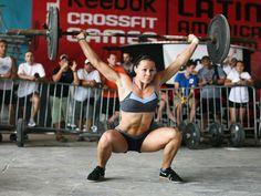 co-owner of CrossFit Cayman, Tarasa Barnett