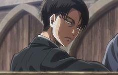 Levi Ackerman (Shingeki No Kyojin Season 2 Episode Armin, Mikasa, Levi X Eren, Levi Ackerman, Anime Guys, Manga Anime, Levi X Petra, Akaashi Keiji, Chibi