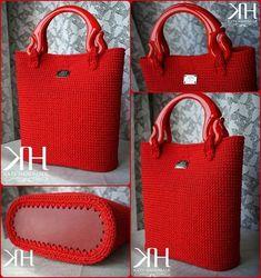 Marvelous Crochet A Shell Stitch Purse Bag Ideas. Wonderful Crochet A Shell Stitch Purse Bag Ideas. Crochet Tote, Crochet Handbags, Crochet Purses, Diy Crochet, Drops Paris, Diy Sac, Macrame Bag, Knitted Bags, Crochet Accessories