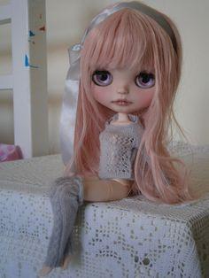 Reserve OOAK Custom Blythe Doll Malren