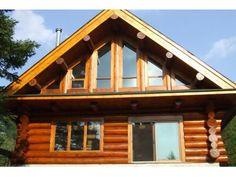 Magnifique maison scandinave à vendre avec vue sur le lac (Val-David, Laurentides) || LogisQuebec