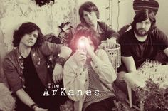 The-Arkanes page sign worldwide deal with SPV   THE ARKANES  Debut album W.A.R. scheduled for release on 25 April 2014