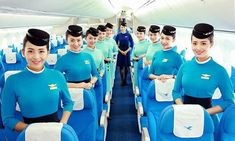 XiamenAir is the first privately owned airline in the People's Republic of China. Established on July 1984 and based in Xiamen, (Fujian Province). Flight Fare, Blue Shades Colors, Airline Uniforms, Xiamen, Cabin Crew, Flight Attendant, Pilot, China, Female