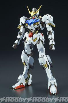 POINTNET.COM.HK - BANDAI 已上色半完成品 Hi-Resolution Model 1/100 Gundam Barbatos 新圖