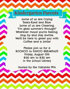 Our presidents planning checklist with help pto and pta presidents boohoo to yahoo breakfast altavistaventures Images