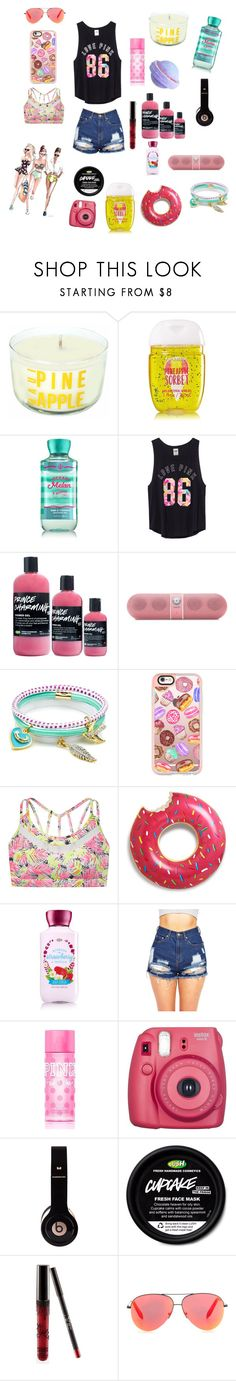 """""""Summer time"""" by enchantedgirl44220 ❤ liked on Polyvore featuring Superga, Modern Alchemy, MANGO, Victoria's Secret, Beats by Dr. Dre, Juicy Couture, Casetify and Victoria Beckham"""