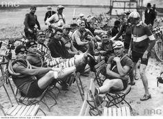 Tour de Pologne 1929. Photo Credit: Archiwum NAC