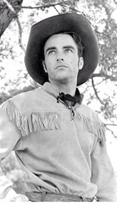 Montgomery Clift - promotional photo for Red River 1948