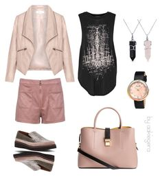 """""""Come with me"""" by aakiegera on Polyvore featuring мода, WithChic, Donald J Pliner, Zizzi, Haute Hippie, Bling Jewelry и Bertha"""