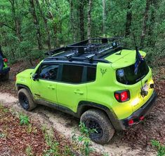 Suv 4x4, Jeep 4x4, Jeep Wrangler Renegade, Green Jeep, American Auto, Custom Jeep, Road Rage, Jeep Cars, Fancy Cars