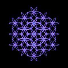 Isis Alada: La magia de la flor de la vida por los Andromedano...