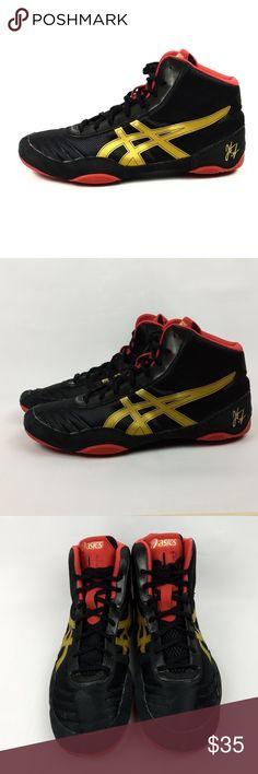 3f1edfb3d0 Asics JB Elite V2.0 Wrestling Shoes Mens Size 10.5 Asics JB Elite V2.