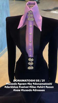 Fashion Line, Suit Fashion, Unique Fashion, Fashion Dresses, Fashion Design, Classy Outfits, Chic Outfits, African Print Fashion, Couture Fashion