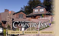 Skagit County's most quaint hotel, LaConner Country Inn. Located just steps from shops, art galleries, museums & the heart of the town, this cozy gem is sure to please all. The Inn's 28 deluxe guest rooms exude a cozy and inviting atmosphere. Spacious rooms feature high wooden beamed ceilings; Warm Autumn hues, flat screen TV's; DVD players; fireplaces; refrigerator; coffee maker with gourmet coffee & tea; wooden shutters; air conditioning; comfortable beds adorned with down bedding and fine…