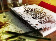 Behance do sketchbook de Pierre-Yves Riveau, mais conhecido como PEZ. Um ilustrador, pintor e designer gráfico de Nantes, na França. http://www.desafiocriativo.blogspot.com.br/2013/05/os-rabiscos-de-um-artista.html