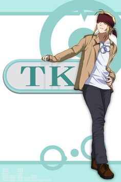 Angel Beats - TK. I really wish the anime showed more of his character. I was man when they ended the show without anything about TK and a few of the others.