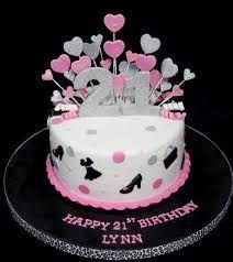 cake with hearts - Buscar con Google