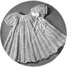 Sunday Baby Dress Pattern