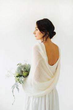 Wedding Cape, Ivory Wedding, Wedding Shawls, Wedding Shit, Wedding Dresses, Knit Shrug, Knit Dress, Knit Lace, Lace Dress