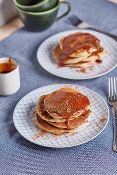 Waffles, Pancakes, Muffin, Eat, Breakfast, Food, Street, Kitchen, Drink