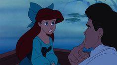 another awkward face Ariel screencap :P